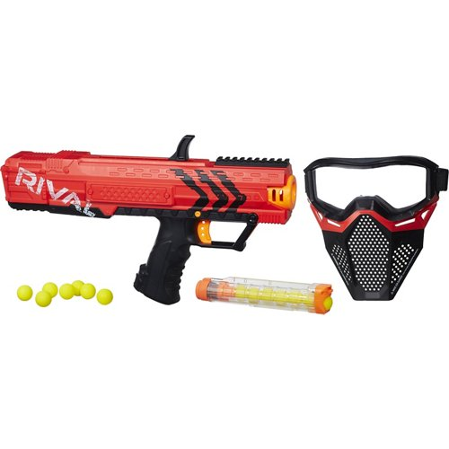 NERF Rival Apollo XV-700 Blaster and Face Mask Set