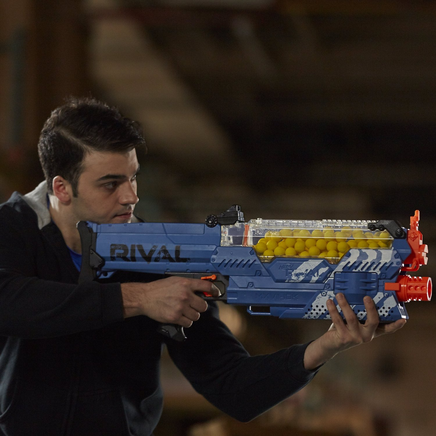 NERF Rival Nemesis MXVII-10K Blaster - view number 4