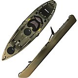Evoke Navigator 100 10 ft Sit-On-Top Fishing Kayak