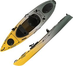 Evoke Conquer 100 10 ft Sit-In Fishing Kayak