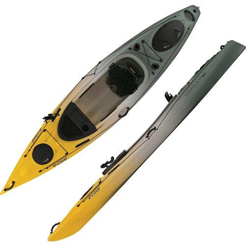 Evoke Conquer 120 12 ft Fishing Kayak