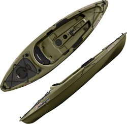 Sun Dolphin Journey 10 ft Fishing Kayak