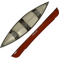Sun Dolphin Mackinaw 15.6 ft 3-Person Canoe