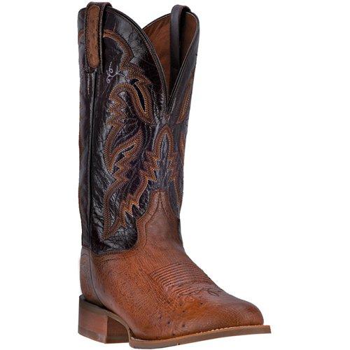 Dan Post Men's Conrad Ostrich Skin Western Boots
