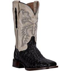 Men's Denver Caiman Skin Western Boots
