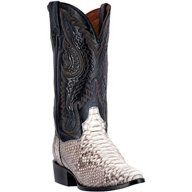 Dan Post Men's Omaha Python Skin Western Boots