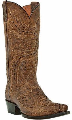 Dan Post Men's Sidewinder Leather Western Boots