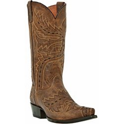 Men's Sidewinder Leather Western Boots