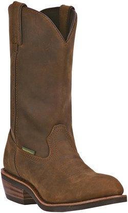 Dan Post Men's Albuquerque Steel Toe Leather Work Boots