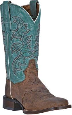 Dan Post Women's San Michelle Leather Western Boots