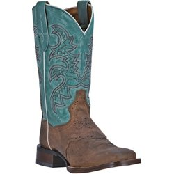 Women's San Michelle Leather Western Boots
