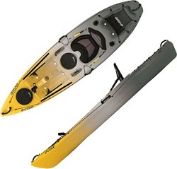 Evoke Navigator 100 10 ft Fishing Kayak