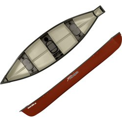 Scout Elite 14 ft 3-Person SS Canoe