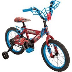 Boys' Marvel Spider-Man 16 in Bicycle