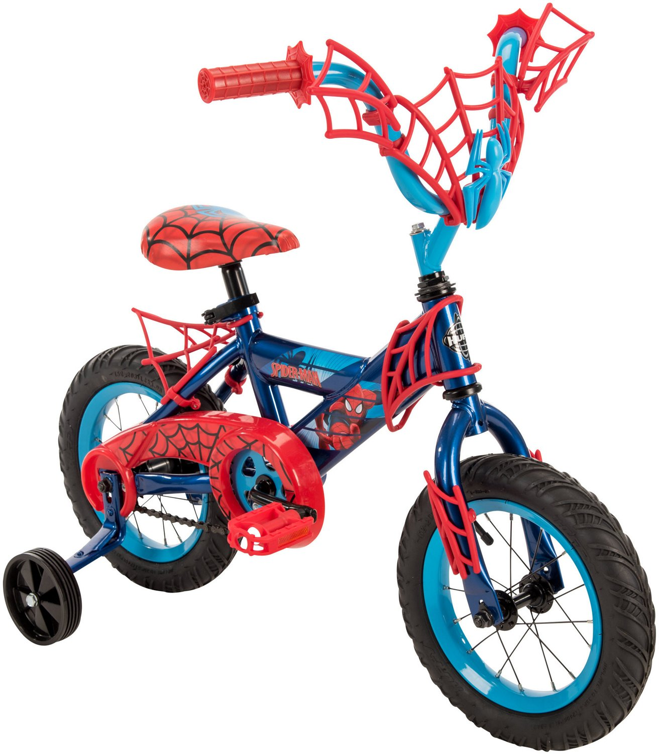 Huffy Boys Marvel Spider Man 12 In Bicycle Academy