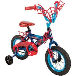 Boys' Marvel Spider-Man 12 in Bicycle