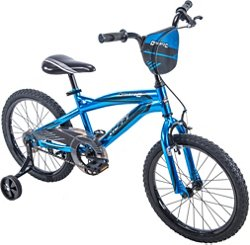 Huffy Boys' Metaloid Drastic 18 in Bicycle