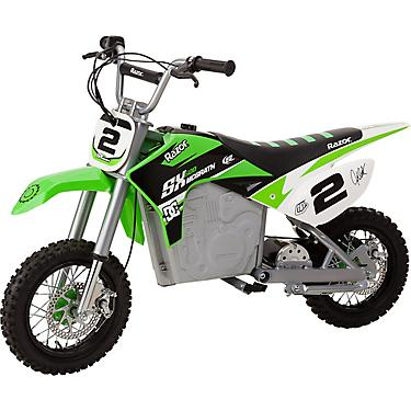 Razor Kids' SX500 Dirt Rocket McGrath Electric Dirt Bike