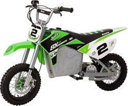 Razor Kids' SX500 Dirt Rocket McGrath Electric Dirt Bike