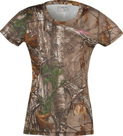 Magellan Outdoors Women's Eagle Pass Mesh Short Sleeve Shirt