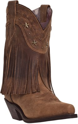 Women's Hang Low Snip Toe Western Boots