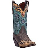 Dan Post Women's Vintage Bluebird Sanded Leather Western Boots
