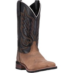Men's Cowboy Approved Montana Leather Western Boots