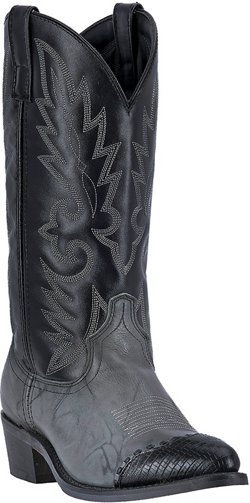 Laredo Men's Flagstaff Leather Western Boots