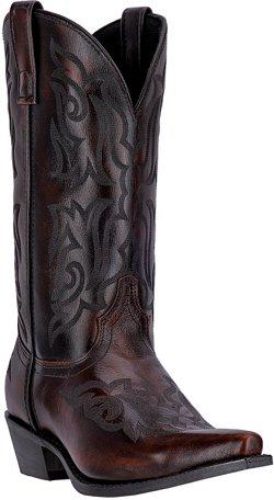 Laredo Men's Hawk Leather Western Boots