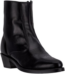 Men's Long Haul Leather Western Boots