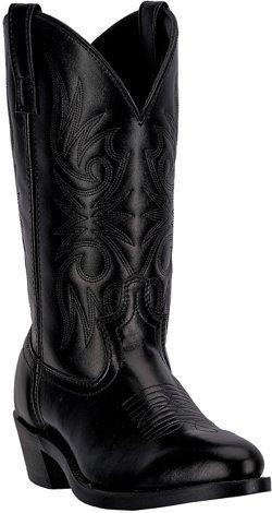 Men's Paris Copper Kettle Leather Western Boots