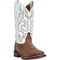 Laredo Women's Mesquite Leather Western Boots