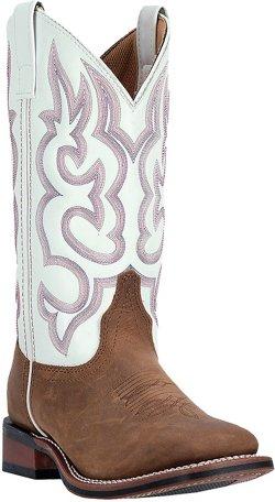 Laredo Women's Mesquite Leather Western Boots