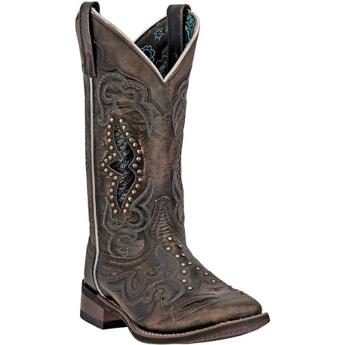 Laredo Women's Spellbound Leather Western Boots