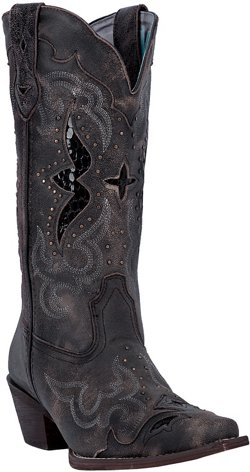Laredo Women's Lucretia Leather Western Boots