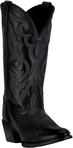 Women's Maddie Leather Western Boots