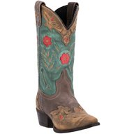 Laredo Women's Miss Kate Leather Western Boots
