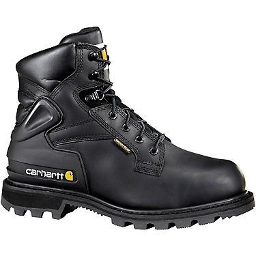 d91fea3d1b0 Carhartt Men's 6 in Metatarsal Guard EH Steel Toe Lace Up Work Boots