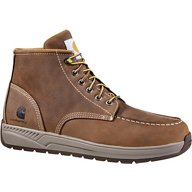 Carhartt Men's 4 in Moc Toe Lightweight Wedge Lace Up Work Boots