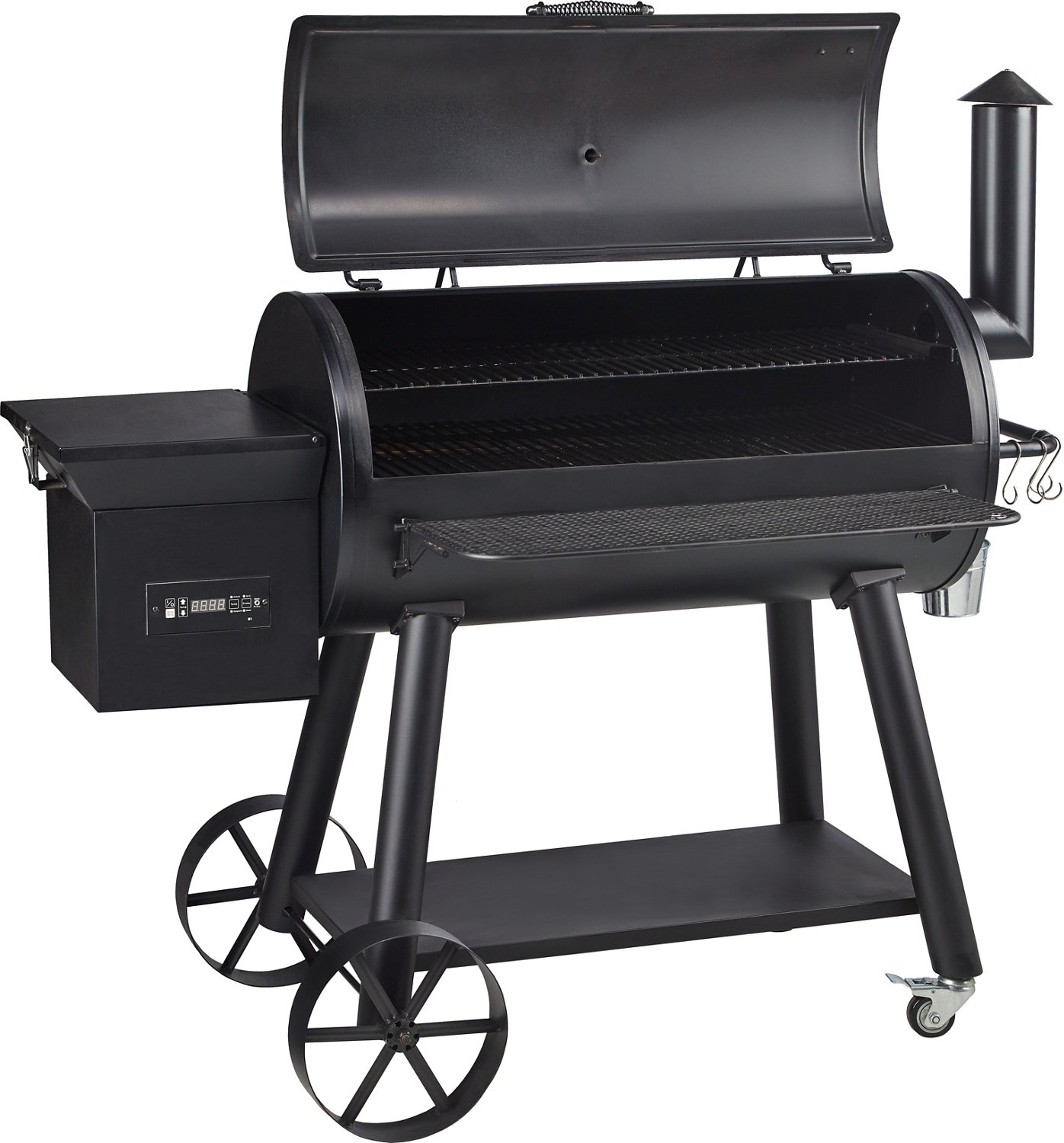 Kitchen Academy: Outdoor Gourmet Triton XL Pellet Grill