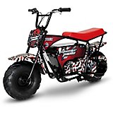 Monster Moto American Flag 1000 W Electric Mini Bike