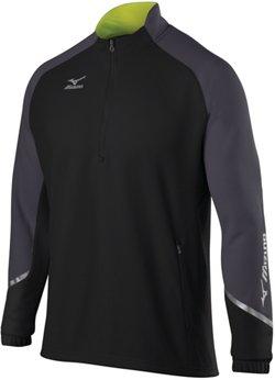 Mizuno Men's Elite 1/2 Zip Pullover