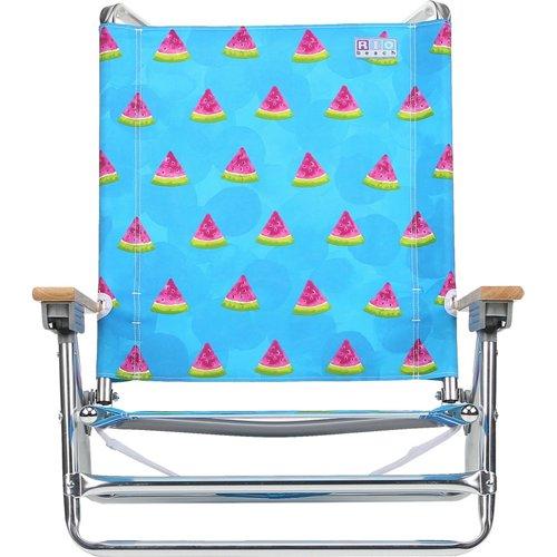 Rio Classic 5-Position Aluminum Beach Chair