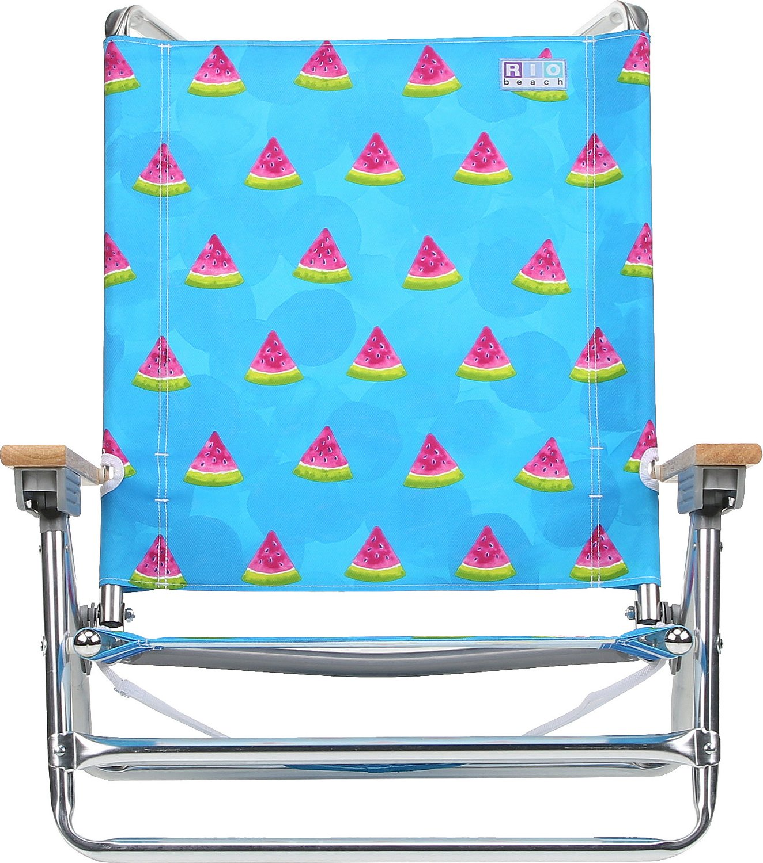 Rio Classic 5 Position Aluminum Beach Chair