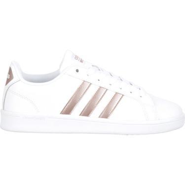 5db96da3f6a ... adidas Women's cloudfoam Advantage Stripe Shoes. Women's Lifestyle Shoes.  Hover/Click to enlarge