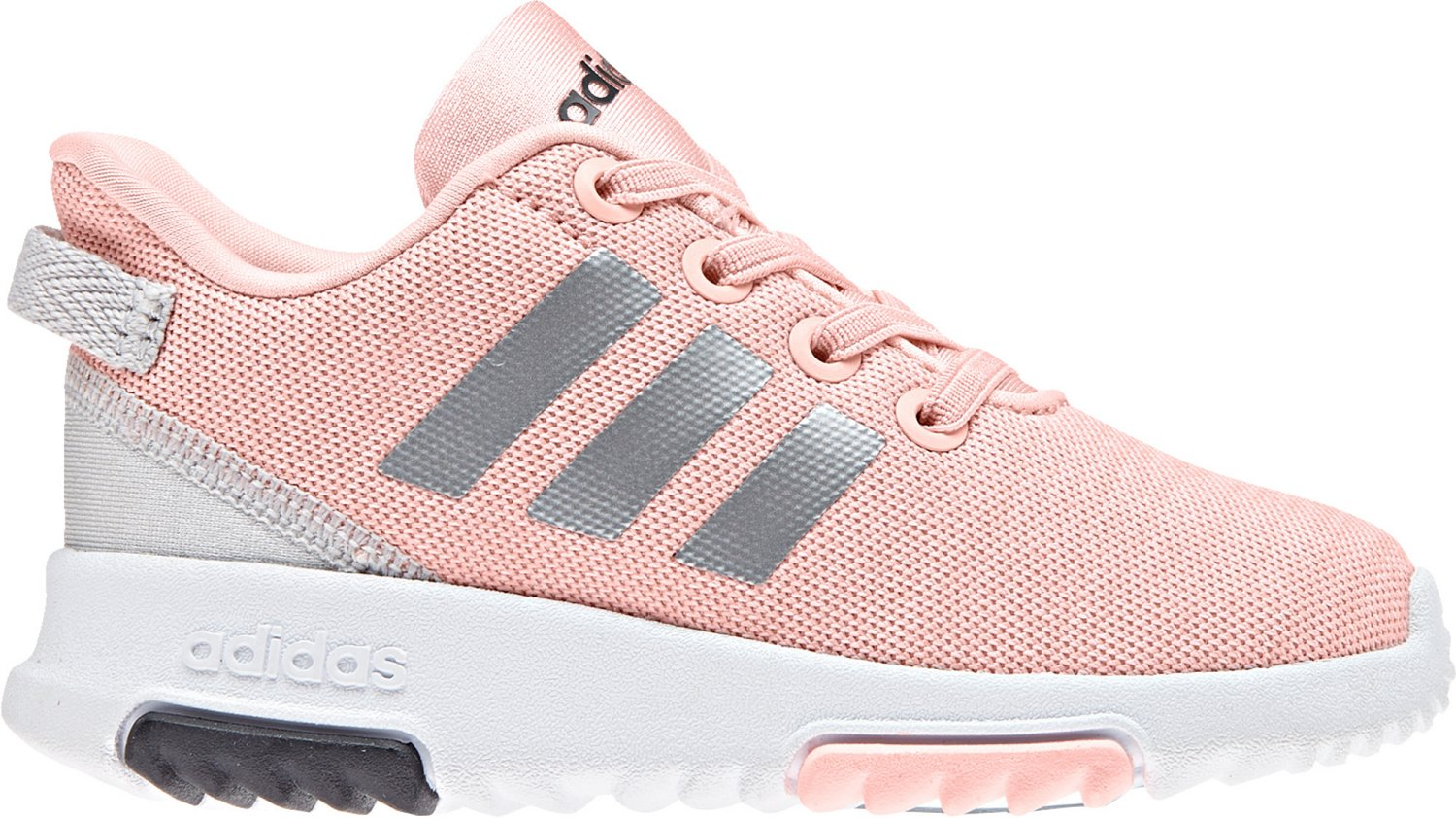 adidas Toddler Girls' Racer TR Running Shoes - view number 3