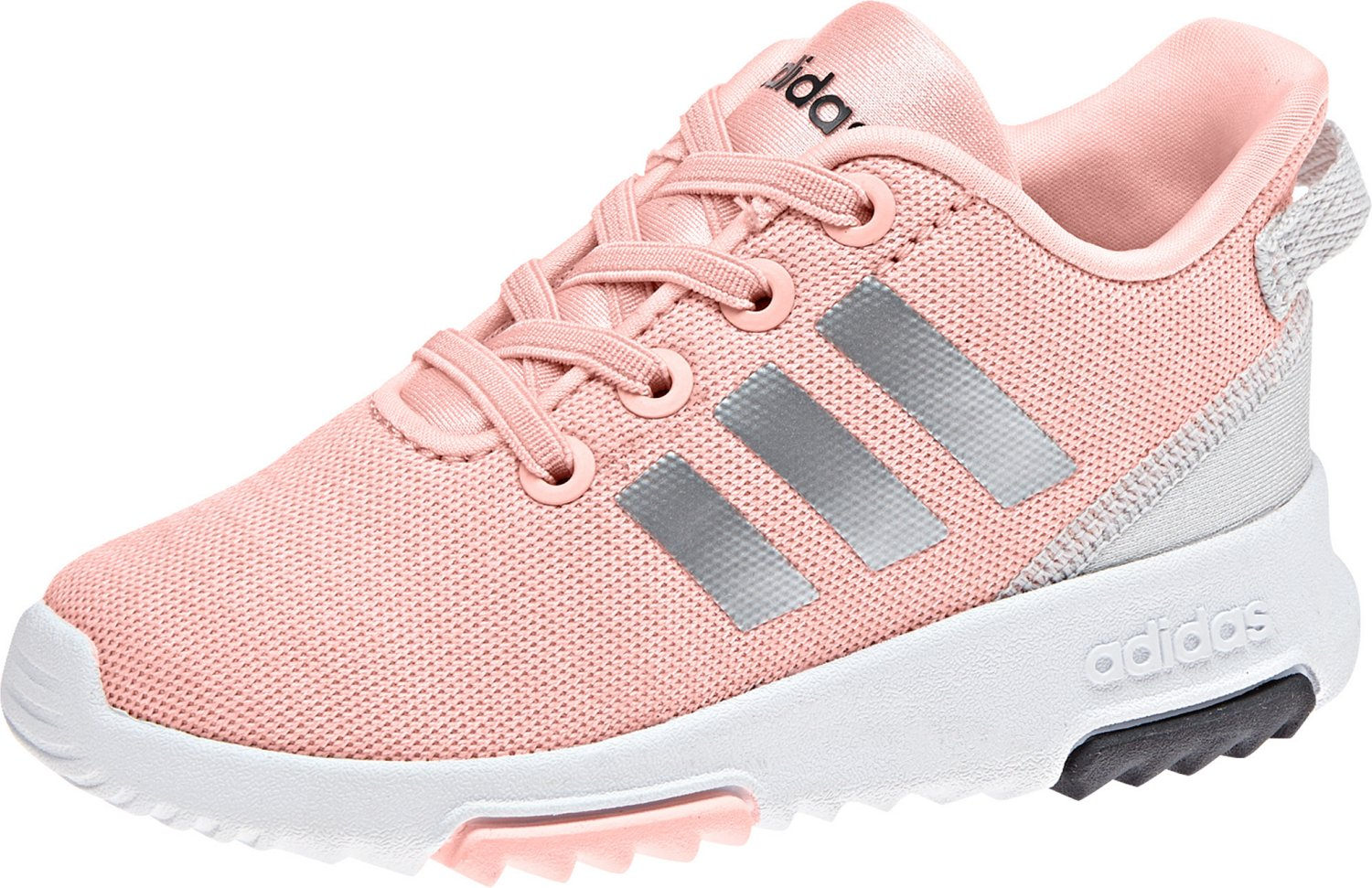 adidas Toddler Girls' Racer TR Running Shoes - view number 2