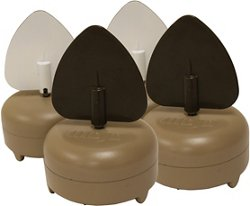 MOJO Outdoors Dove A Flickers Decoys 4-Pack