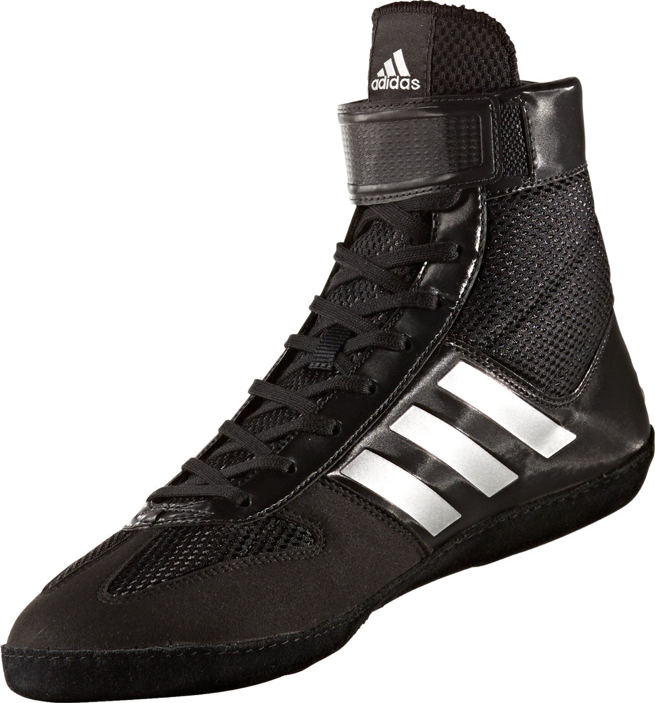 adidas Men's Combat Speed 5 Wrestling Shoes - view number 2
