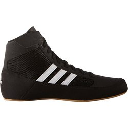 adidas Kids' HVC 2 Laced Wrestling Shoes